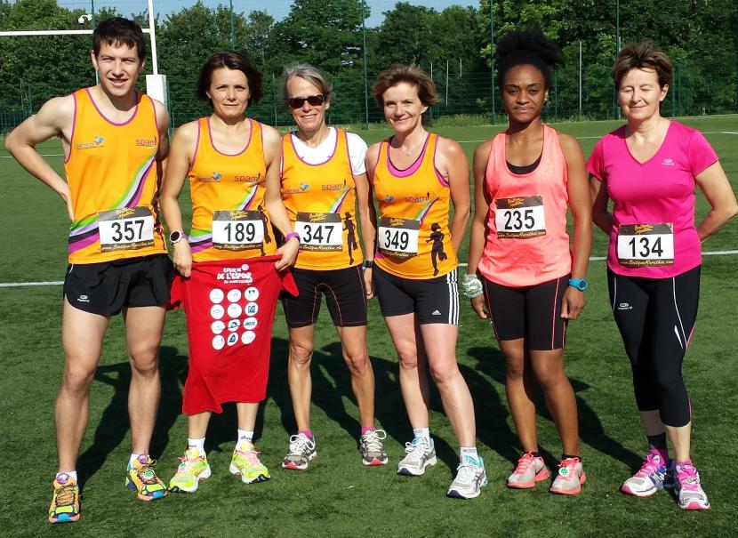 Suresnes Passion Athlé-Marathon