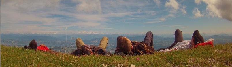 Haut Massif du Jura - Col de Montoisey : 1669m